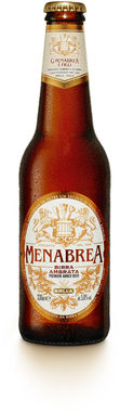 Menabrea AMBER Italian Beer