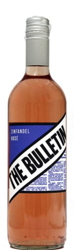 Rosé Zinfandel 'The Bulletin'
