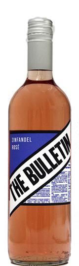Rosé Zinfandel 'The Bulletin'