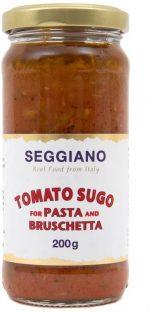 Tomato Sugo For Pasta And Bruschetta 200g