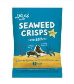 Seaweed Crisps - Lightly Salted