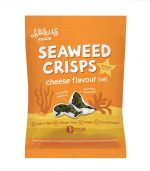 Seaweed Crisps - Cheese Flavour