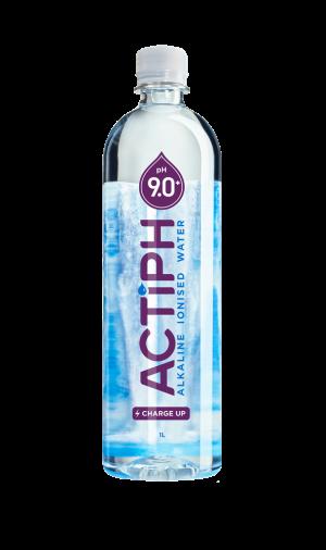 Alkaline Ionised Water 1l