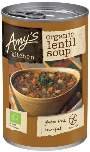 Organic Lentil Soup 400g