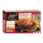 Dairy Free All American Veggie Burger 284g