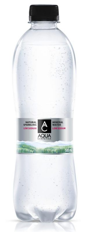Sparkling Mineral Water 500ml