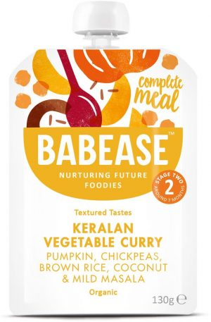 Keralan Vegetable Curry 130g