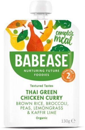 Thai Green Chicken Curry 130g