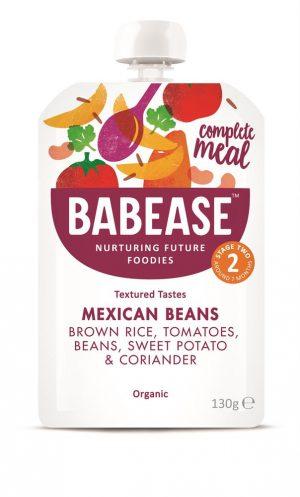 Organic Mexican Beans 130g