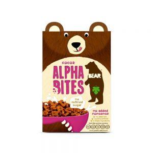 BEAR Alphabites Cocoa 350g