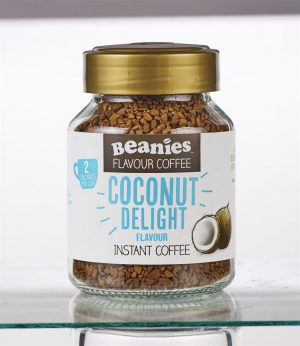 Coconut Flavour Instant Coffee 50g