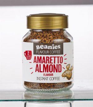 Amaretto Flavour Instant Coffee 50g