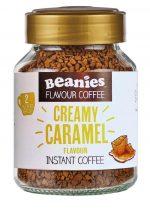 Creamy Caramel Flavour Coffee 50g