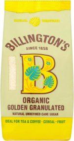 Organic Golden Granulated Sugar 500g