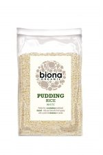 Organic Pudding Rice 500g
