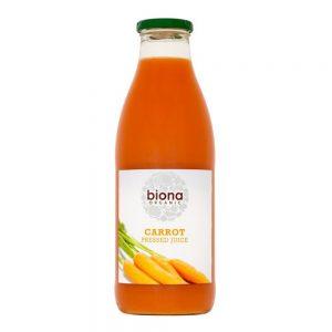 Organic Carrot Juice Pressed 1000ml
