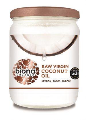 Organic Raw Virgin Coconut Oil 400g