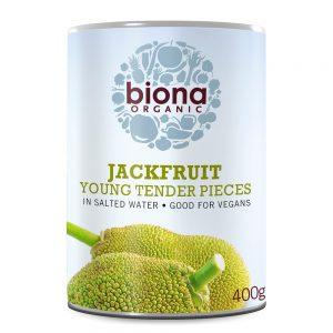 Organic Young Jackfruit 400g