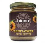Biona Organic Sunflower Seed Butter 170g