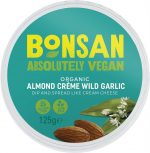 Organic Vegan Almond Creme Wild Garlic 125g