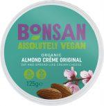 Organic Vegan Almond Creme Original 125g