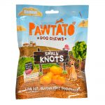 Pawtato Knots Small 150g