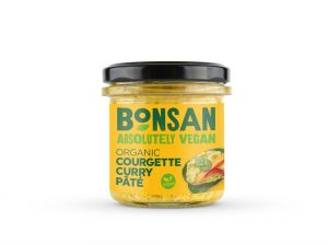 Organic Courgette & Curry Pate 135g