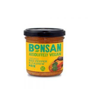 Organic Cashew Pepper Pate 130g