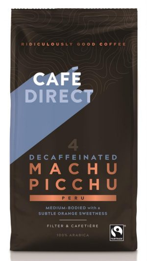 Decaf Machu Picchu Coffee 227g