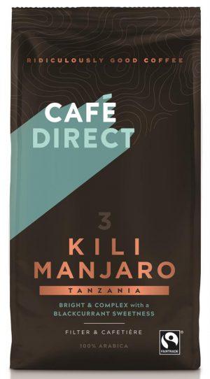 Kilimanjaro FT Ground Coffee 227g