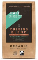 Origins Blend Ground Coffee 227g