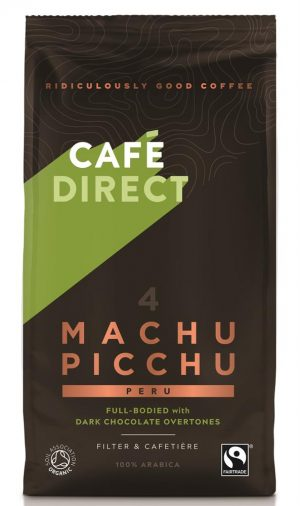 Machu Picchu FT Ground Coffee 227g