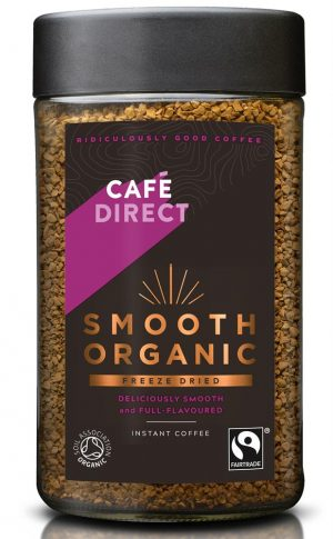 Smooth Organic Instant Coffee 100g