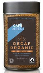 Decaf Organic Instant Coffee 100g