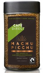 Machu Picchu FT Instant Coffee 100g