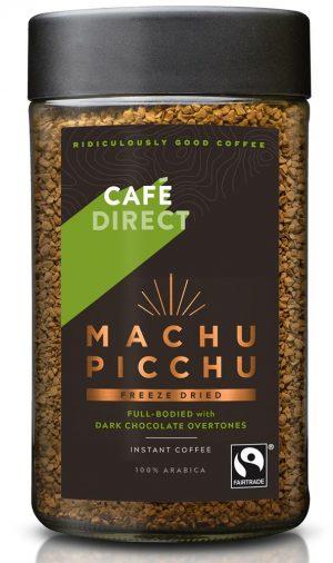 Machu Picchu FT Instant Coffee 100g