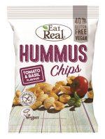 Hummus Chips Tomato Basil 135g