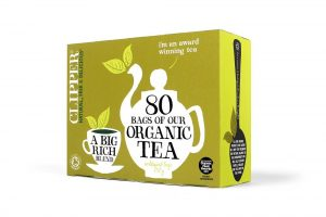 Organic Everyday Tea 80bag
