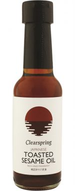 Japanese Toasted Sesame Oil 150ml