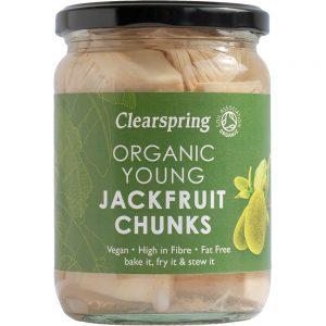 Organic Young Jackfruit Chunks 500g