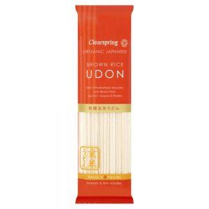 OG Brown Rice Udon Noodles 200g