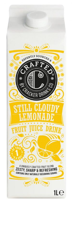 Still Cloudy Lemonade Juice 1000ml