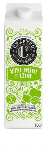 Apple Mint & Lime Juice 1000ml