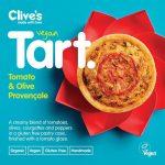 Vegan Tart - Tomato & Olive Provencale 210g