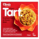 Vegan Tart - Crushed Pea with Carrot & Cumin 210g