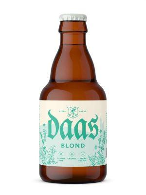 Daas Blond Gluten-Free Beer 330ml