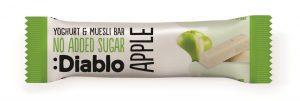Apple Muesli Bar with yoghurt 30g