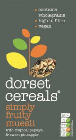 Simply Fruity Muesli 820g