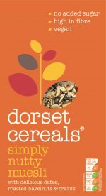 Simply Nutty Muesli 700g