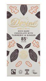 Organic FTDark 85% Chocolate 80g